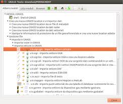 qgis viewshed tutorial viewshed and los points geopillole nicola de innocentis