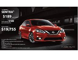 nissan 370z lease specials 2017 nissan sentra lease special 165 flash auto leaseflash