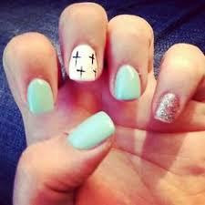 cross nails nails pinterest cross nails nail nail and makeup