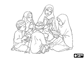 arabic coloring pages getcoloringpages