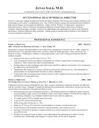 Director Level Resume Examples by Sample Emt Resume Free Resume Example And Writing Download