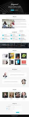 bootstrap themes header 51 free bootstrap themes templates design agency header and