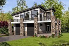 modern garage apartment modern garage apartment plan 050g 0084 house stuff pinterest