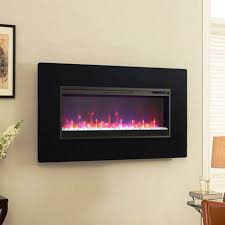 Recessed Electric Fireplace Great Accessory Wall Mount Electric Fireplace