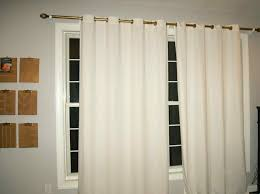 Ikea Curtains Blackout Decorating Cotton Velvet Blackout Vivan Ikea Merete Curtains Pair White