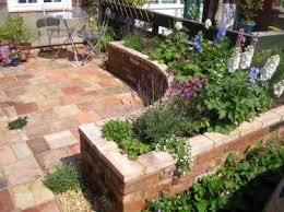 best 25 brick planter ideas on pinterest brick garden brick