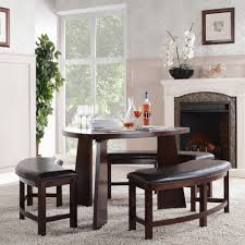 dining tables ashley furniture triangle dining table with bench