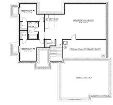 Storage Room Floor Plan Floor Plans Omaha Ne Nathan Homes Llc