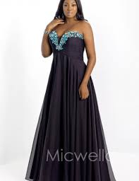 us 189 99 plus size black beaded sweetheart neckline organza floor