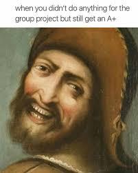Classic Memes - paintings as memes