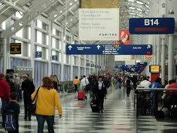 Chicago Ohare Gate Map by Navigating The Us Getting Around In Chicago Illinois The News