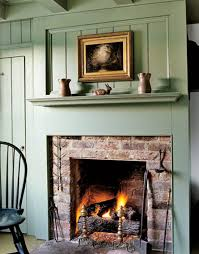 Country Fireplace Screens by How To Redo The Mantel Area Not This Particular Colour The