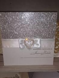 bling wedding invitations glitter wedding invitations cws