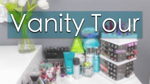 Home Organization Products by Lustrelux Vanity Tour Beautiful Home Incredible Vanity Amazing