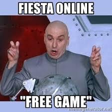 Free Meme Generator Online - fiesta online free game dr evil meme meme generator