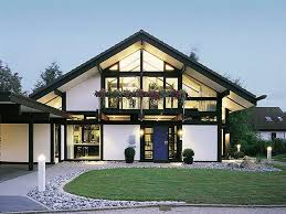 architecture build traditional modular houses combined modern