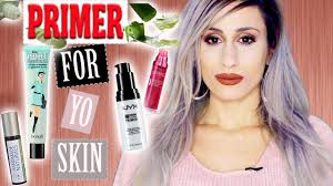 Free Online Makeup Classes How To U0026 Diy Perfect Primer For Your Skin Recommendations
