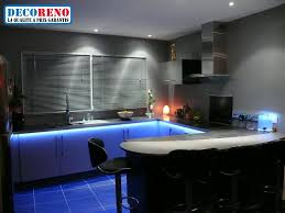 eclairage pour cuisine moderne eclairage meuble cuisine led 1 w moderne en plein air de haute