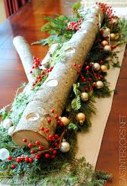 nature inspired holiday decorating countdown to christmas