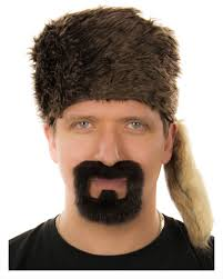 goatee halloween costumes fluffy henriquatre beard dark brown to stick horror shop com