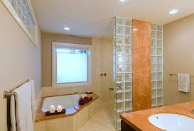 glass block designs for bathrooms 19 modern spaces featuring glass block