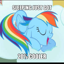 20 Cooler Meme - rainbow dash meme by theoddlydifferentone on deviantart