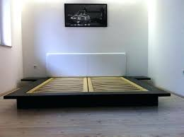 Platform Style Bed Frame Japanese Platform Bed Platform Bed 2 Image Of Platform Beds With
