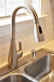 new kitchen faucets best 25 moen kitchen faucets ideas on slate