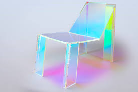 a chair inspired by french house music design milk