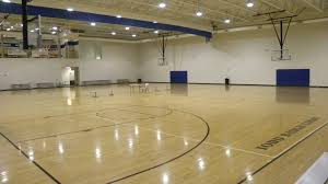 levo sports complex facilities you enter the wood court gym on