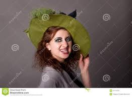 makeup as a witch for halloween stock images image 21115784