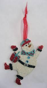 martha stewart glitter ornaments craftster