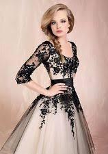 brautkleid schwarz weiss schwarze brautkleider ebay