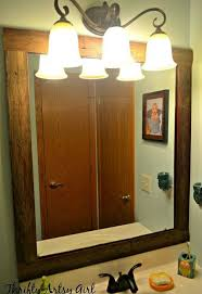 Frame For Bathroom Mirror by 10 Stunning Ways To Transform Your Bathroom Mirror Without