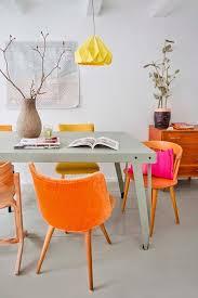 Colorful Interior Best 25 Orange Interior Ideas Only On Pinterest Blue Orange
