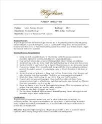 Dishwasher Description For Resume Server Job Description Utility Dishwasher Job Description Sample