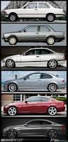 bmw 4 series sitting pretty evolution of the bmw 3 series coupe to 4 series coupe e21 to f32