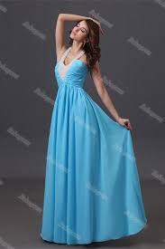 blue graduation dresses beautiful halter blue chiffon prom dresses graduation dresses