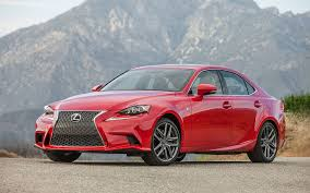 4 cylinder lexus lexus is sedan gets turbocharged 4 cylinder for 2016 the car guide