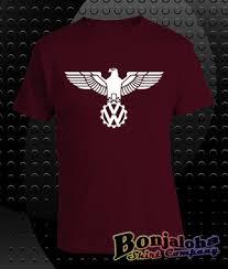 vw german eagle t shirt outlaw custom designs llc