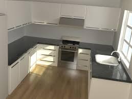 plan travail cuisine installer une cuisine et un juste poser un plan de travail de