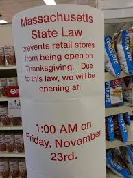 black friday should doorbuster sales be banned or restricted
