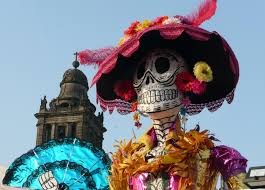 mexico city halloween day of the dead 2017 mexico dia de los muertos