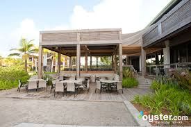 mix on the beach restaurant at the w retreat u0026 spa vieques