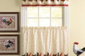 24 red country kitchen curtains red kitchen curtains and valances