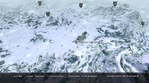 Skyrim Quality World Map by Step Core Map Problem General S T E P