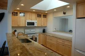 natural maple cabinet doors natural shaker kitchen cabinets