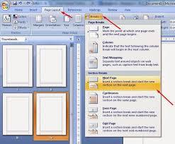 cara membuat nomor halaman yang berbeda di word 2013 membuat nomor halaman romawi dan angka ms word