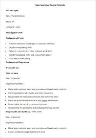 luxury retail sales resume sales resume template u2013 41 free samples examples format