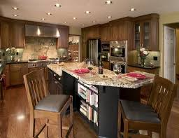 Custom Island Kitchen Kitchen Island With Seating And Stove Houzz Kitchen Islands Island